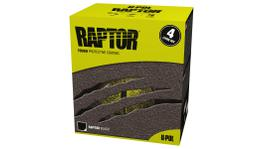 Raptor Coating Black Kit 4L
