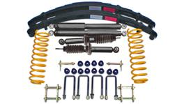 Formula 4WD 4X4 Suspension Lift Kit fits ISUZU D-Max ISUZ-002 44607