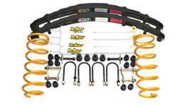 Raw 4x4 Lift Kit fits TOYOTA Landcruiser 78 Series (200KG Load) (CRUS-014)