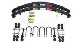 Raw 4x4 Lift Kit fits HOLDEN Jackaroo (JACK-002)