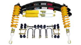 Raw 4x4 Lift Kit fits ReadyStrut NISSAN Navara D40 (NAV-007R)