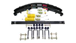 Raw 4x4 NitroMax Lift Kit fits D-Max/Rodeo (ROD-001)