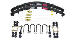 Raw 4x4 Lift Kit fits ISUZU D-Max/Rodeo (ROD-003)