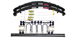Raw 4x4 Lift Kit fits D-Max/Rodeo (ROD-004)