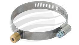 REDARC Small Muffler Clamp 2.5In GMC-2.5