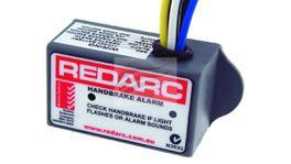 REDARC Hand Brake Alarm 12/24V 30mA - HBA1224