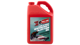 Red Line 2 Stroke Watercraft Injection Oil 3.8L 40705