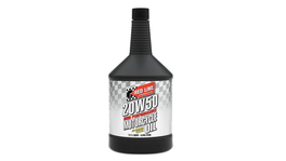Red Line Motorcycle 20W50 Engine Oil 946mL 42504