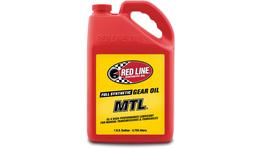 Red Line Mtl Gl-4 75W80 Gear Oil 3.8L 50205