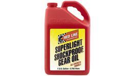 Red Line Superlight ShockProof Gear Oil 3.8L 58505