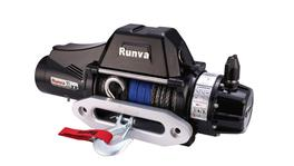 Runva 4X4 Winch 11XP Tf Premium 12V With Synthetic Rope IP67 Protection
