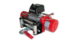 Runva 4X4 Winch 11XP 24V With Steel Cable