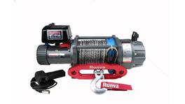 Runva 4X4 Winch EWB20000 Premium 24V With Synthetic Rope IP67 Protection