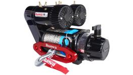 Runva 4X4 Winch EWS10000 Premium 12V With Synthetic Rope IP67 Protection