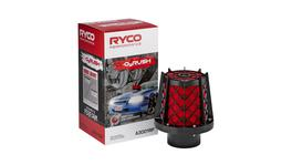 "Ryco 02 Rush Performance Pod Filter 4"" A3001RP 293943"