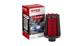"Ryco 02 Rush Performance Pod Filter 3"" A3002RP 293944"