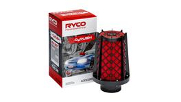"Ryco 02 Rush Performance Pod Filter 4"" A3003RP 293945"
