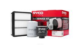 Ryco Filter Service Kit 4x4 RSK10