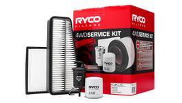 Ryco Filter Service Kit 4x4 RSK17C