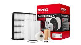 Ryco Filter Service Kit 4x4 RSK18C