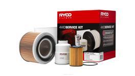 Ryco Filter Service Kit 4x4 RSK24C