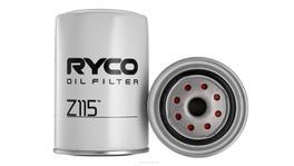 Ryco Oil Filter Z115