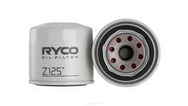Ryco Oil Filter Z125