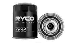 Ryco Oil Filter Heavy Duty Spin-On Hydraulic Z292