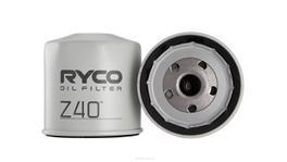 Ryco Oil Filter Z40
