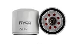 Ryco Oil Filter Z436 Box Of 24