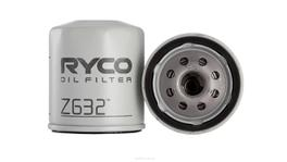 Ryco Oil Filter Z632 Box Of 24