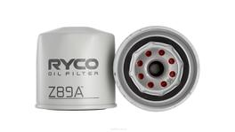 Ryco Oil Filter Z89A Box Of 24
