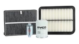 Ryco Filter Service Kit Ford RYKTFD29