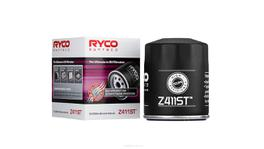 Ryco Syntec Oil Filter Z411ST
