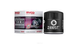Ryco Syntec Oil Filter Z418ST