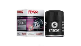 Ryco Syntec Oil Filter Z432ST