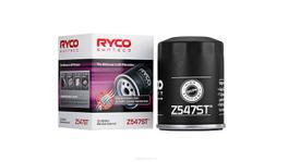 Ryco Syntec Oil Filter Z547ST