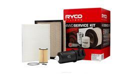 Ryco 4x4 Filter Service Kit RSK27C