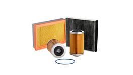 Ryco Oil Air Cabin Filter Kit - A1429-R2604P-RCA120C