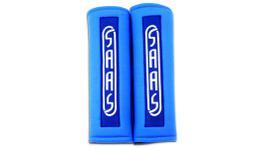 """SAAS Shoulder Pad 2"""" Blue (Pair) 2PADLE"""