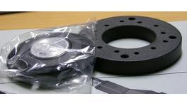 SAAS Steering Wheel Boss Kit fits Valiant Adaptor - BK174