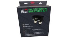 SAAS Diff Breather Kit 2 Port fits Ford Ranger/Mazda BT-50 DB1011