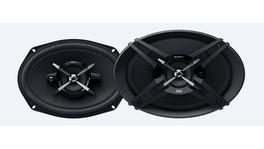 "SONY XSXB690 6 x 9"" 500W Full-Range 3-Way Speakers"