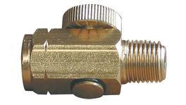 """SP Tools Regulator Inline Brass 1/4"""""""
