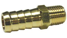 "SP Tools Brass 1/4""M X 1/2"" Hose Tail"