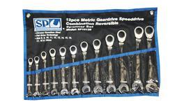 SP Tools Spanner Metric G/Drive 12Pc Speeddrive Reversible