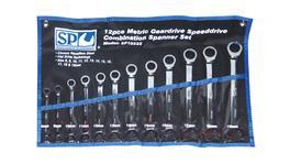 SP Tools Spanner Metric G/Drive 12Pc Speeddrive