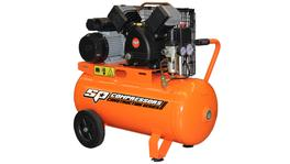 SP Tools 2.2Hp Belt Drive Compressor 50Ltr Tank
