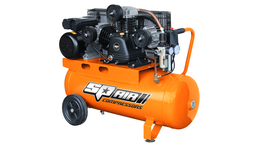 SP Tools 3Hp Belt Drive Compressor Triple Cylinder 60L