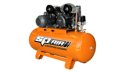 SP Tools 5.5Hp Stationary Compressor